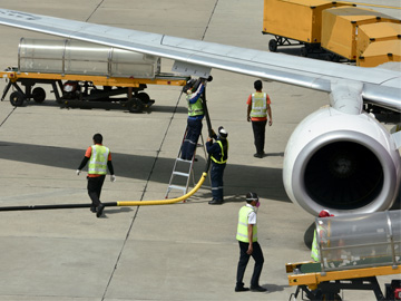 Runway and luggage identification services