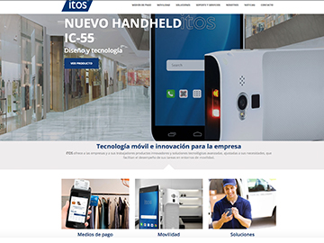 ITOS launches its new website