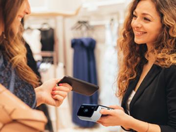 Atención y venta al cliente <br> en tienda