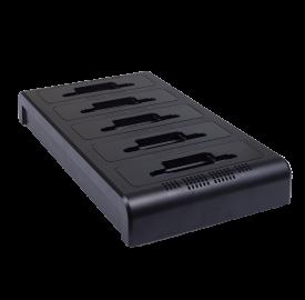Base de carga múltiple para BP-500 iPad