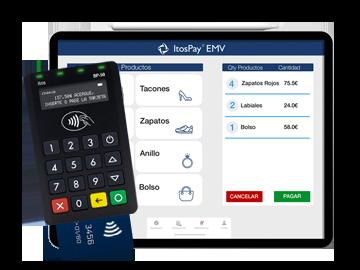 ItosPay® EMV para iPad